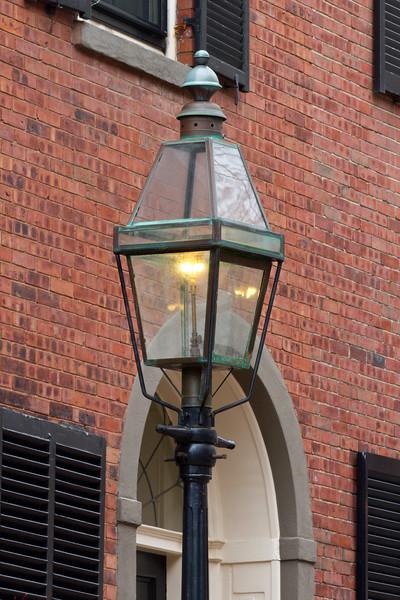 Street Light Boston