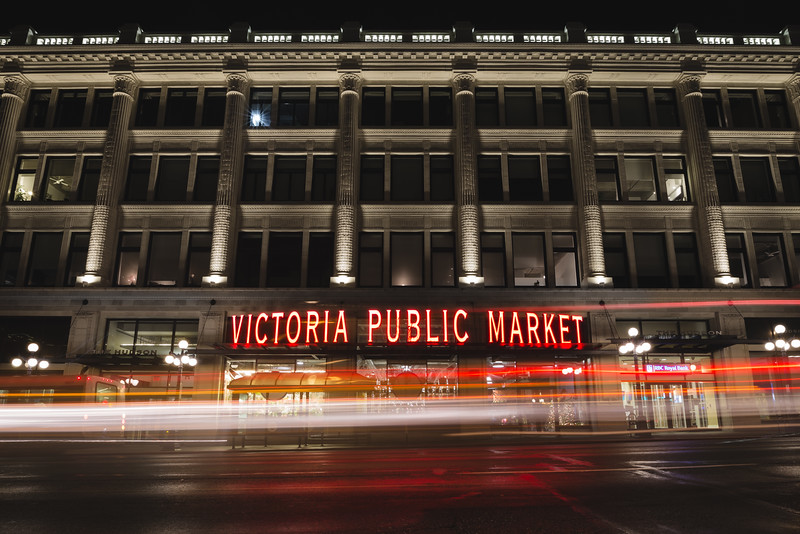Victoria Public Market