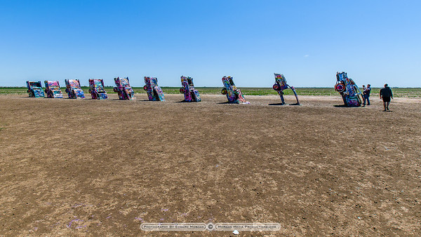 Cadillac Ranch Photos from Amarillo Texas