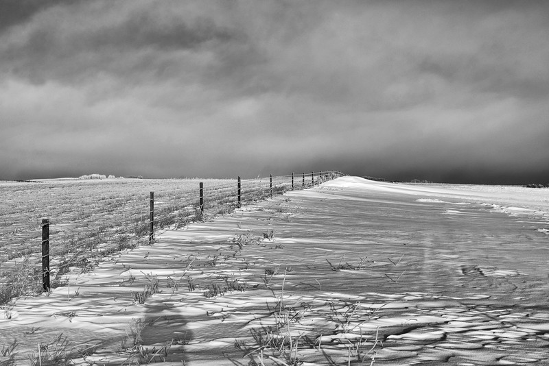 Winter in the Canadian Prairies