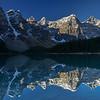 Ten Peaks, Moraine Lake, Banff National Park, Alberta