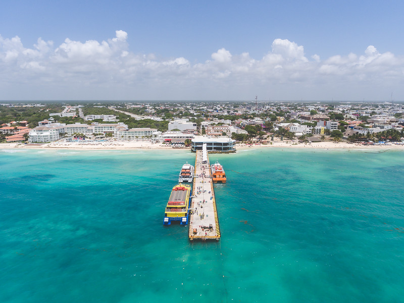 Port of Playa Del Carmen | Playa Del Carmen, Mexico