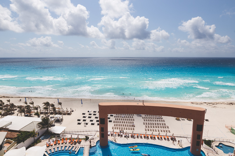 Beach Palace Resort | Cancun, Mexico