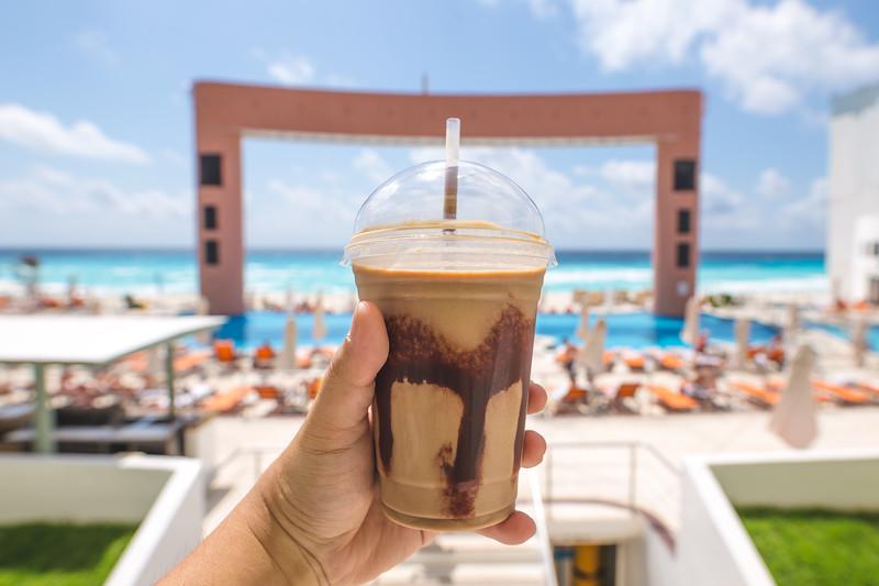Beach Palace Resort   Cancun, Mexico