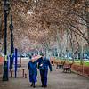 Exploring Santiago's park spaces.