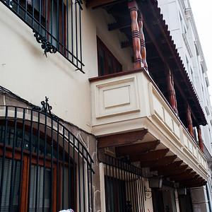 Balcony, La Serena, Chile