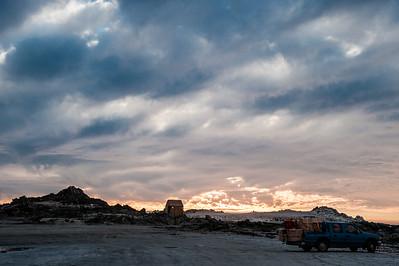 Work Truck, Caldera, Chile