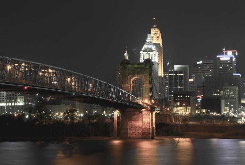 Robling's Bridge Cincinati
