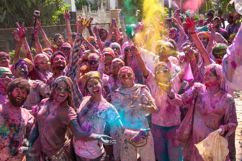 Holi group!