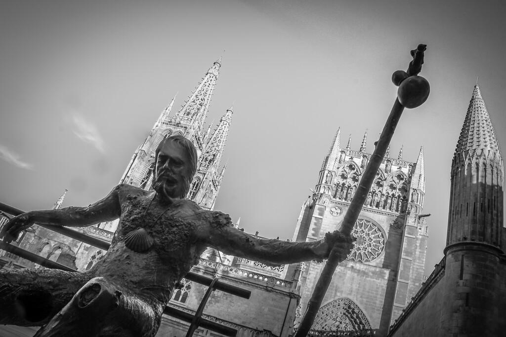 Pilgrim in the Square