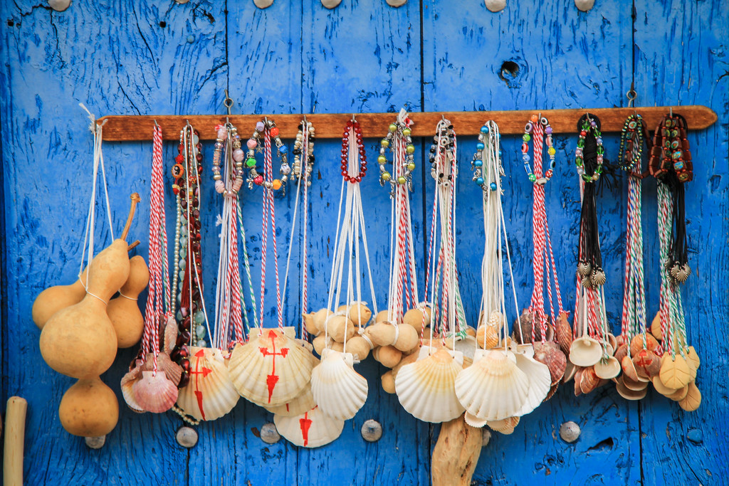 String of Shells