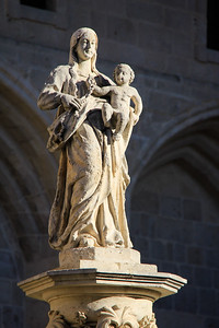 Burgos Cathedral Sculpture 2