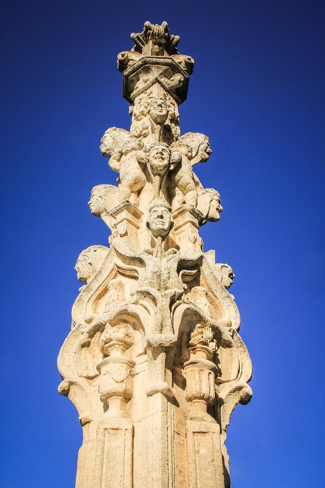 Burgos Cathedral Sculpture 1
