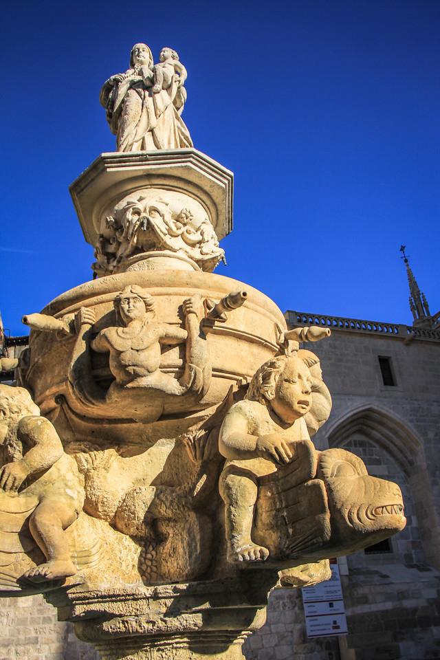Burgos Cathedral Sculpture 3
