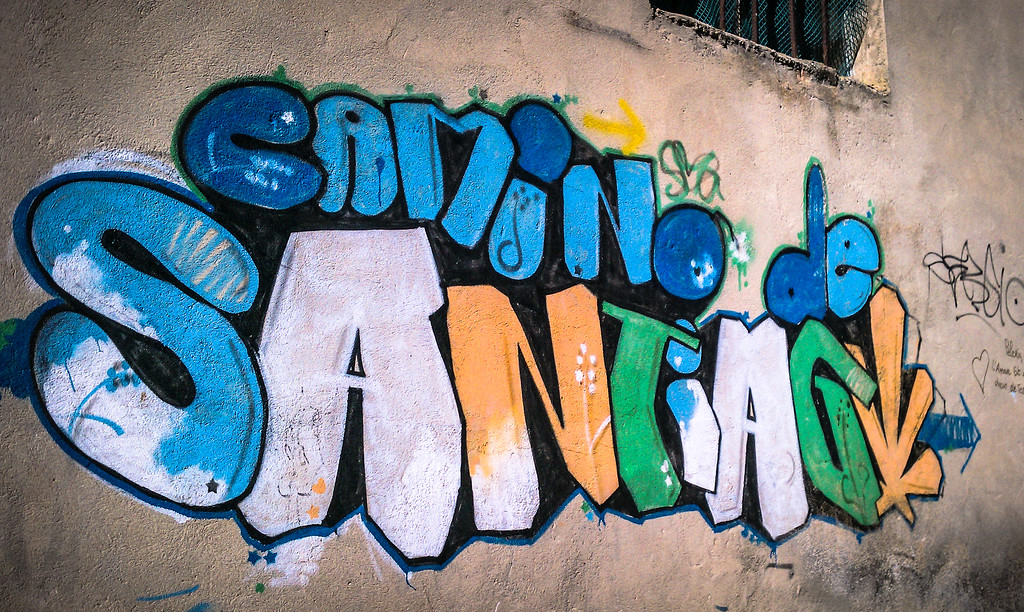More Camino Art