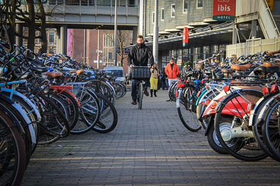 The majority of Amsterdammers and tourists alike hail the bicycle as the fastest, most flexible and fun way to get around Amsterdam. Number of cars in Amsterdam:263,000...