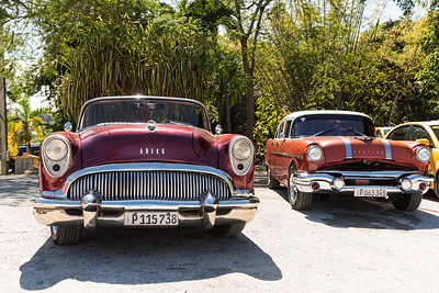 Hemingway's Cars