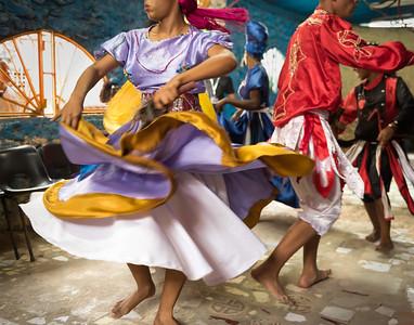 Santeria in motion