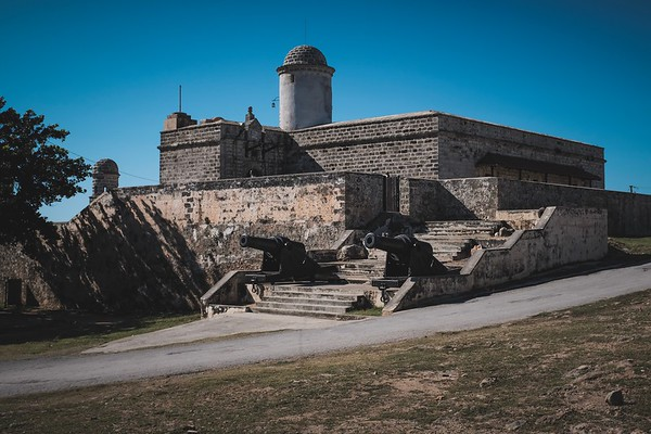 Castillo de Jagua near Cienfuegos.