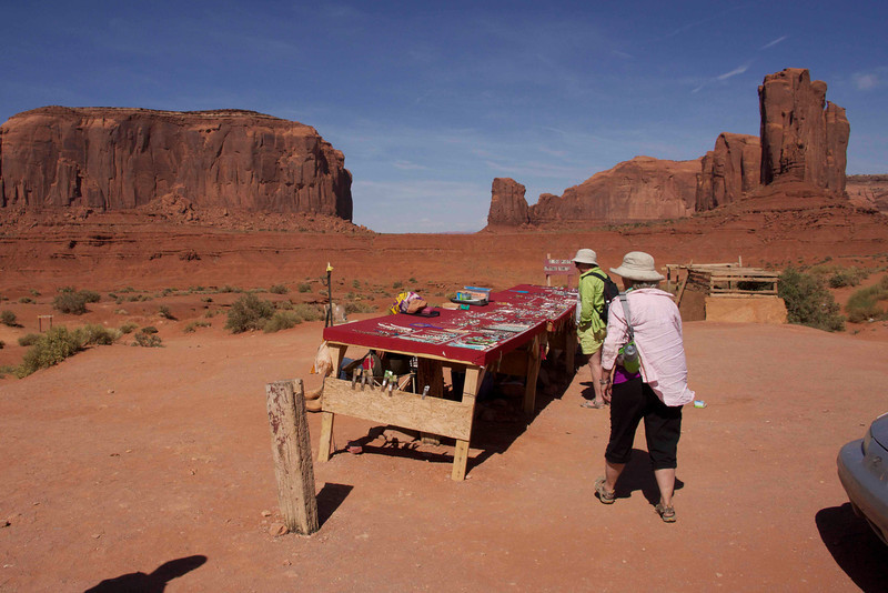 Retail opportunity in Monument Valley