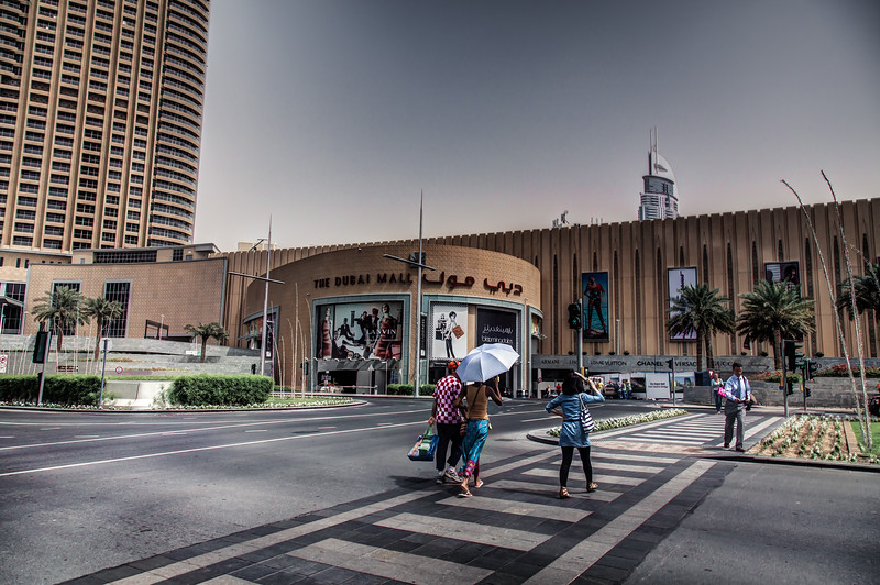 The Dubai Mall, Dubai Downtown