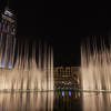 Dubai Mall Fountain, Burj Khalifa.