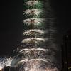 Burj Khalifa, New Years Eve 2012-2013 Fireworks