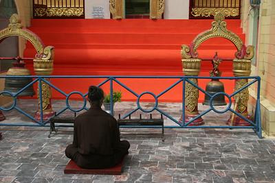 The Renunciation of Desire, Sule Paya, Rangoon