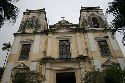 Igreja do Sao Lourenco St. Lawrence Church