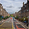 Comiston Rd Edinburgh.