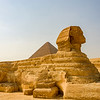 The Sphinx, obviously.