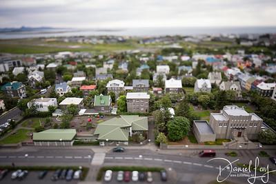 """""""Toy Town Reykjavík"""""""