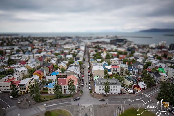 Toy Town Reykjavík