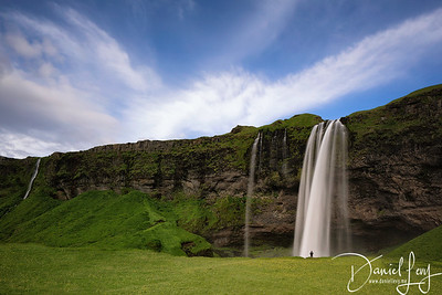 One more from my 2nd visit to Seljalandsfoss