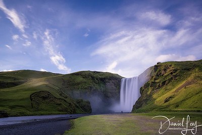 Skogafoss (revisited)