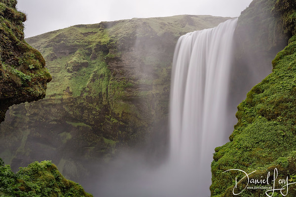 The Faces of Skógafoss