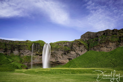 A Letter to Seljalandsfoss