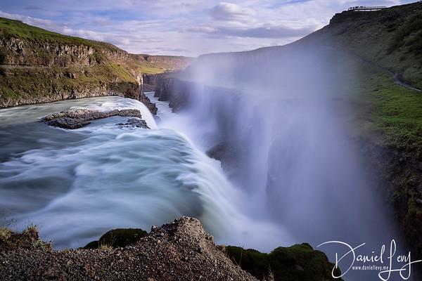 MYSTical Gullfoss - Iceland 2015