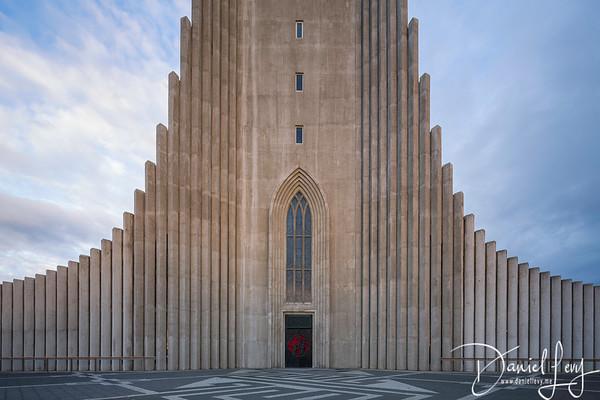 Hallgrímskirkja - Reykjavík, Iceland