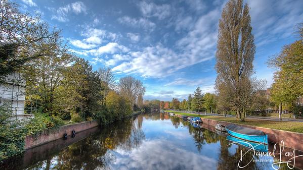Amsterdam November, 2012