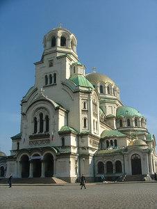 Aleksander Nevsky Cathedral, Sofia, Bulgaria