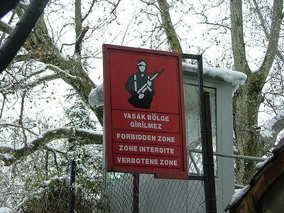 Military Base, Bursa