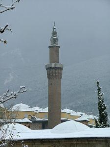 Minaret, Bursa
