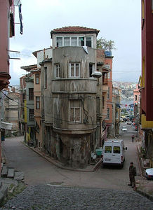 The Phanar District, Istanbul
