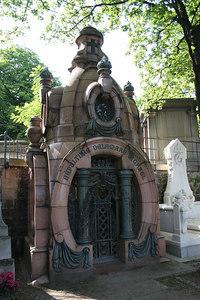 Sepulchre, Montmatre Cemetery