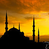 Sultan Ahmed Mosque | Istanbul, Turkey | May 2014