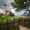 Church in the Alps
