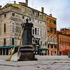 Public fountain, Santa Maria Formosa square, Venice, Italy