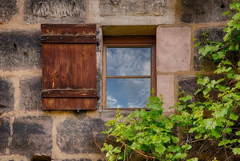 Window in City Wall