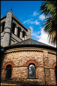 Circular Congregational Church Charleston SC